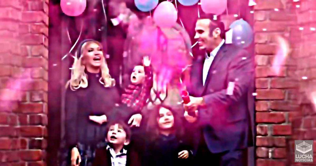 Matt Hardy y Reby Hardy está espérando otro hijo