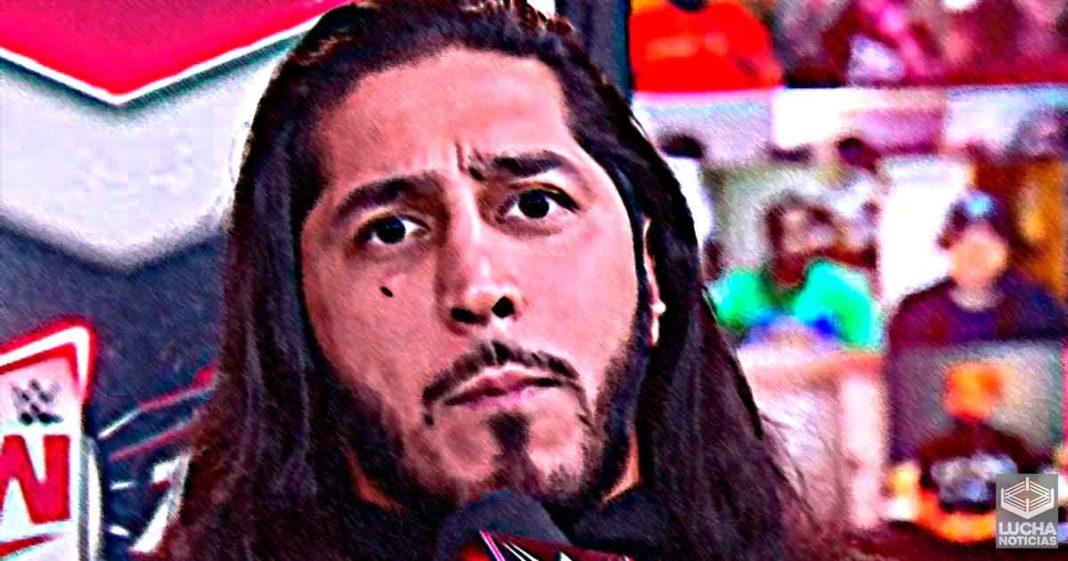 Mustafa Ali ataca a WWE por concentrarse en la India