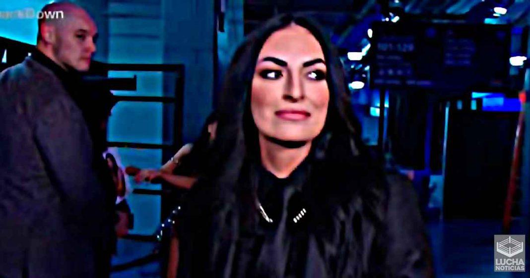 Nadie esperaba el regreso de Sonya Deville en WWE SmackDown