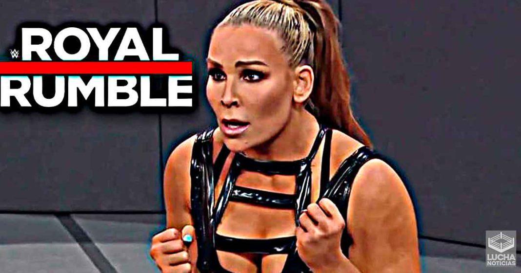 Natalya spoilea por error gran sorpresa para el Royal Rumble