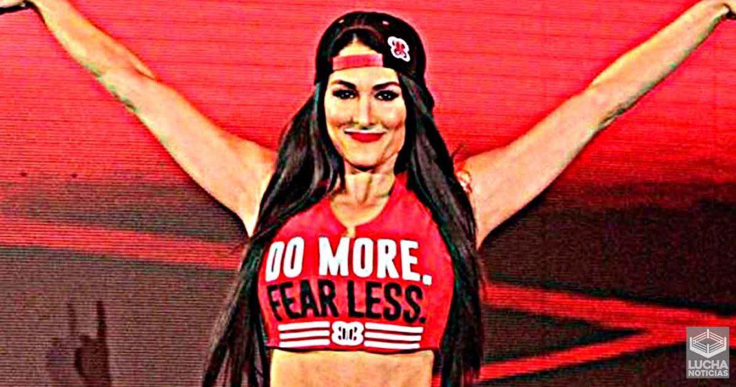 Nikki Bella insinua que tendría posible lucha en WrestleMania 37