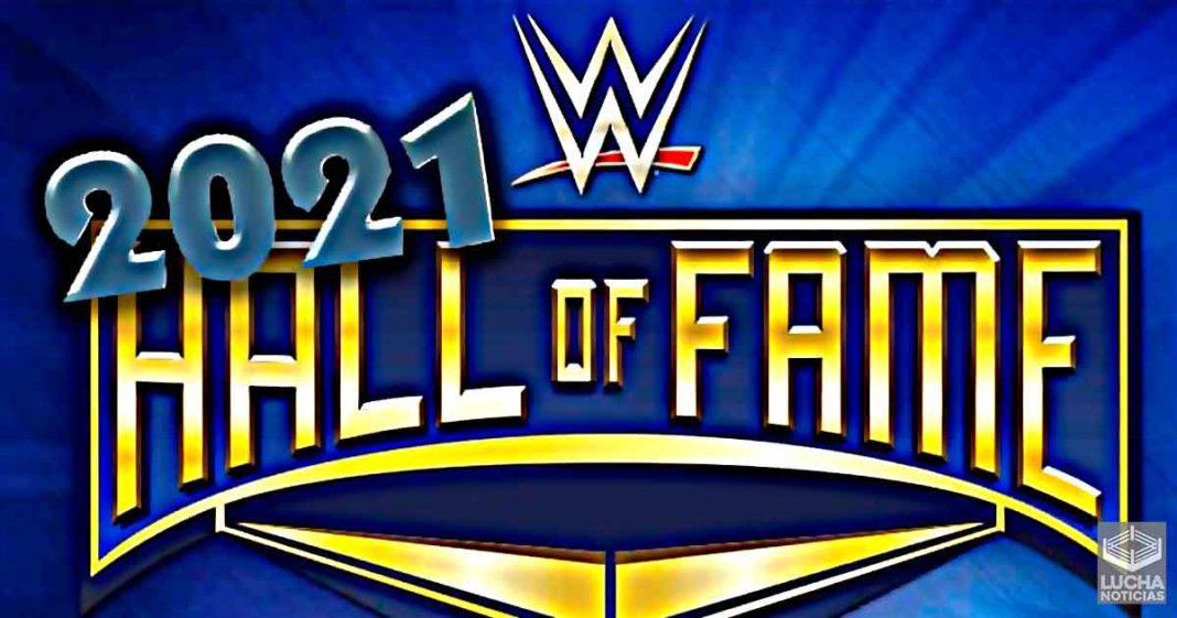 Planes hasta el momento de WWE para la ceremonia del WWE Hall Of Fame