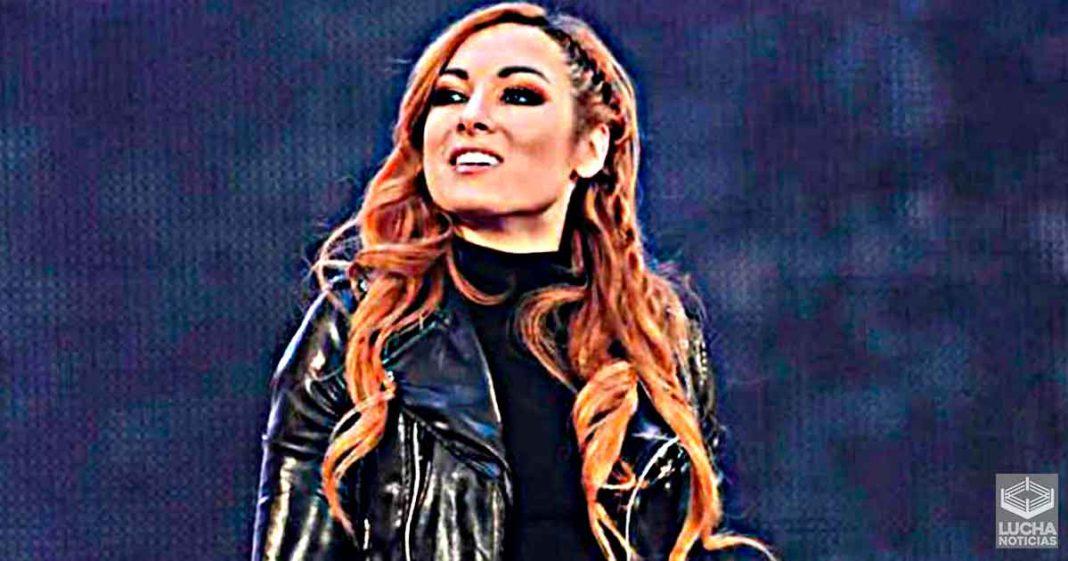 Posibilidades de que Becky Lynch regrese en Royal Rumble