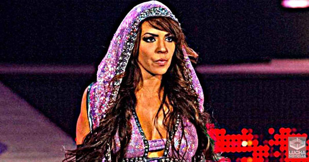 Razón por la cual Layla se retiró de la WWE