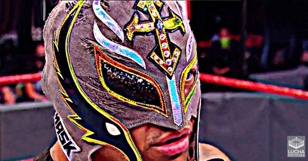 Rey Mysterio insinua posible nueva rivalidad sorpresa en WWE