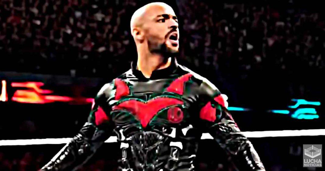 Ricochet asegura que no va a abandonar la WWE