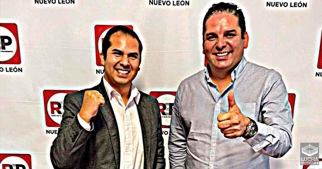 Roberto Figueroa podría contender para diputación o alcaldía de Monterrey según fuertes rumores
