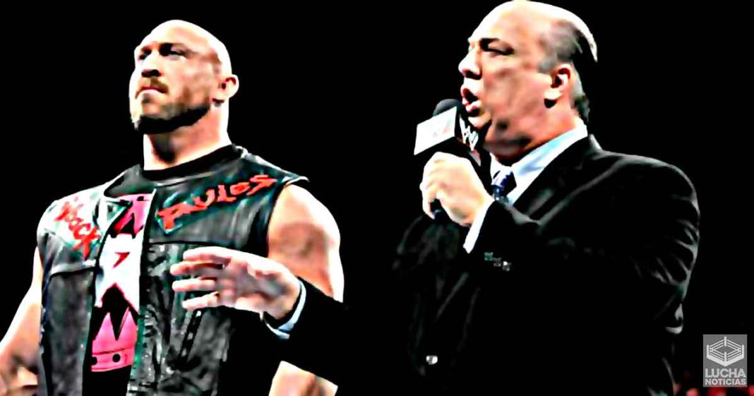 Ryback insulta de manera brutal a Paul Heyman por oportunista