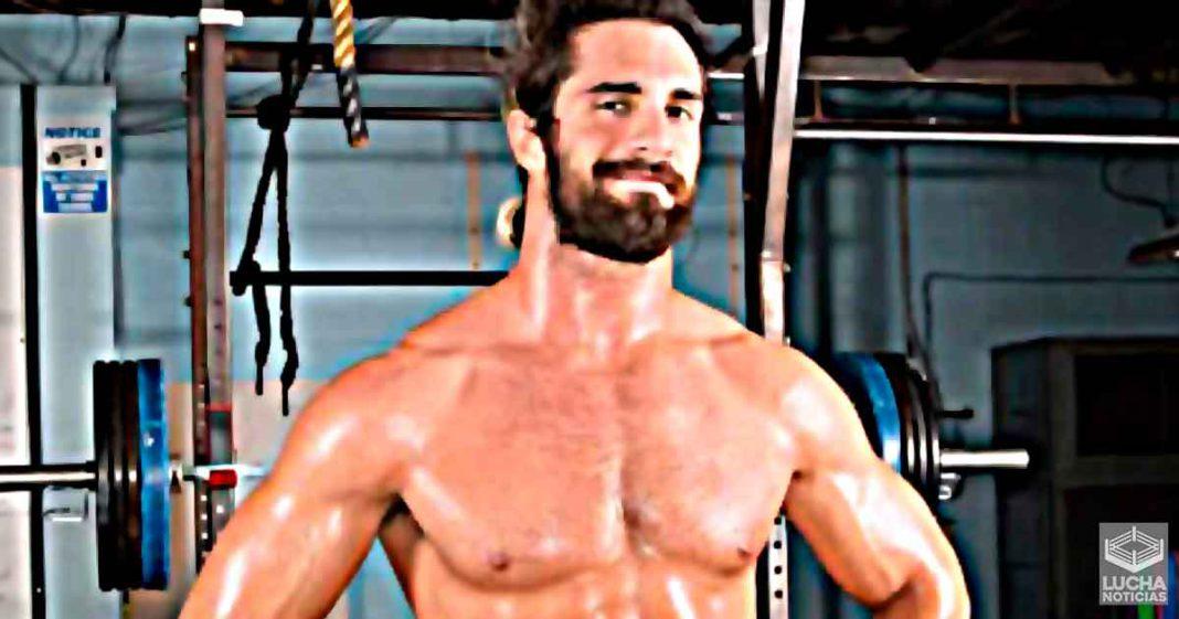 Seth Rollins inventa ejercicio de CrossFit en honor a Brodie Lee