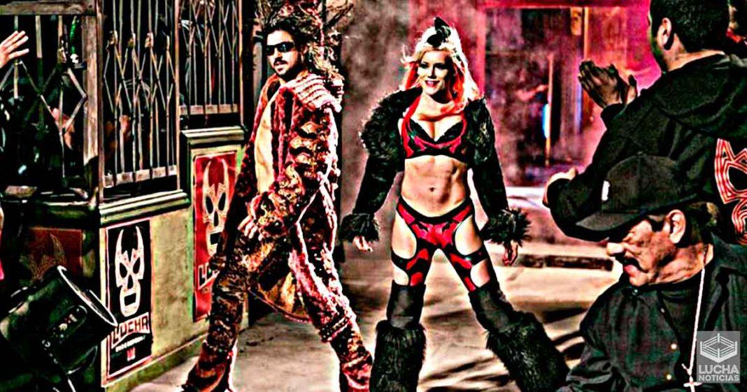 Taya la esposa de John Morrison podría llegar a WWE