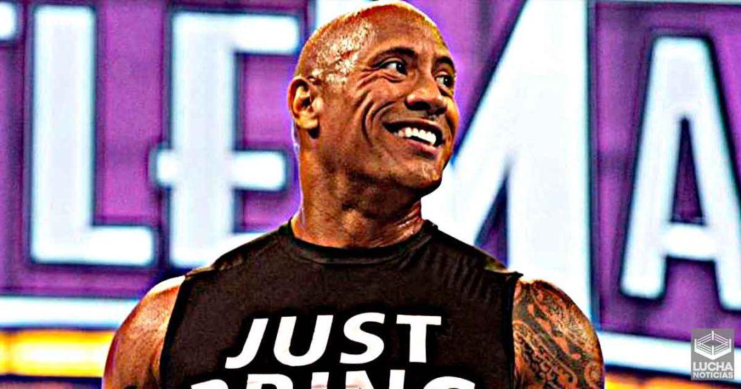 The Rock quiere regresar a WWE pero hasta que haya público en vivo