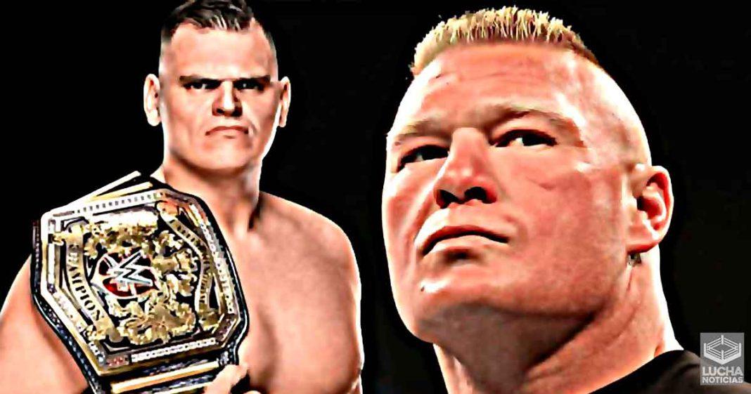 Triple H dice que WALTER es igual de grande que Brock Lesnar