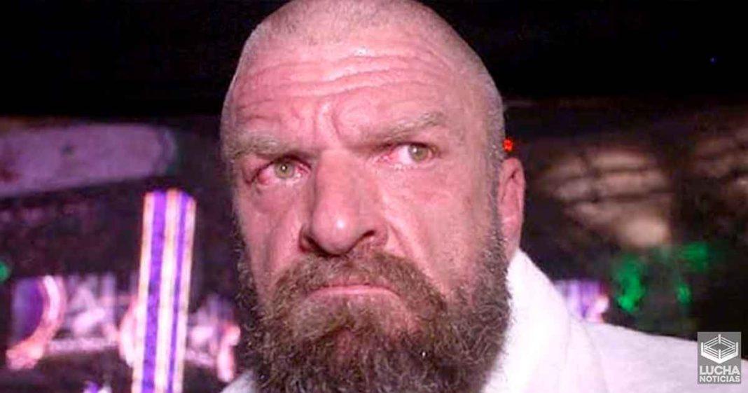 Triple H odia a popular fan de la WWE