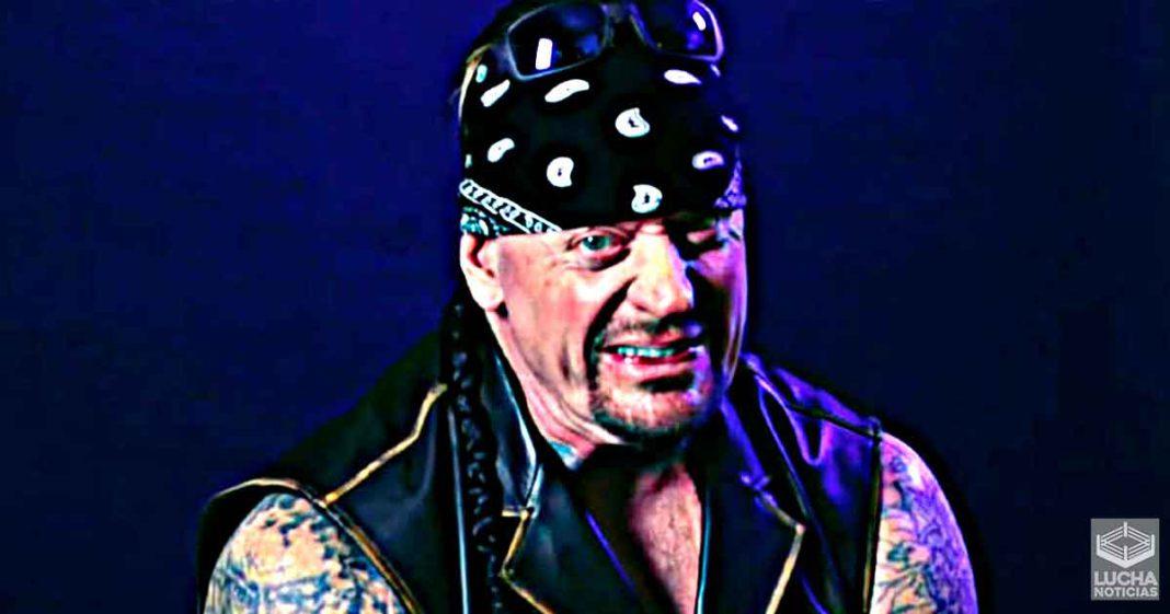 Undertaker revela que es lo que quiere hacer ahora que esta retirado