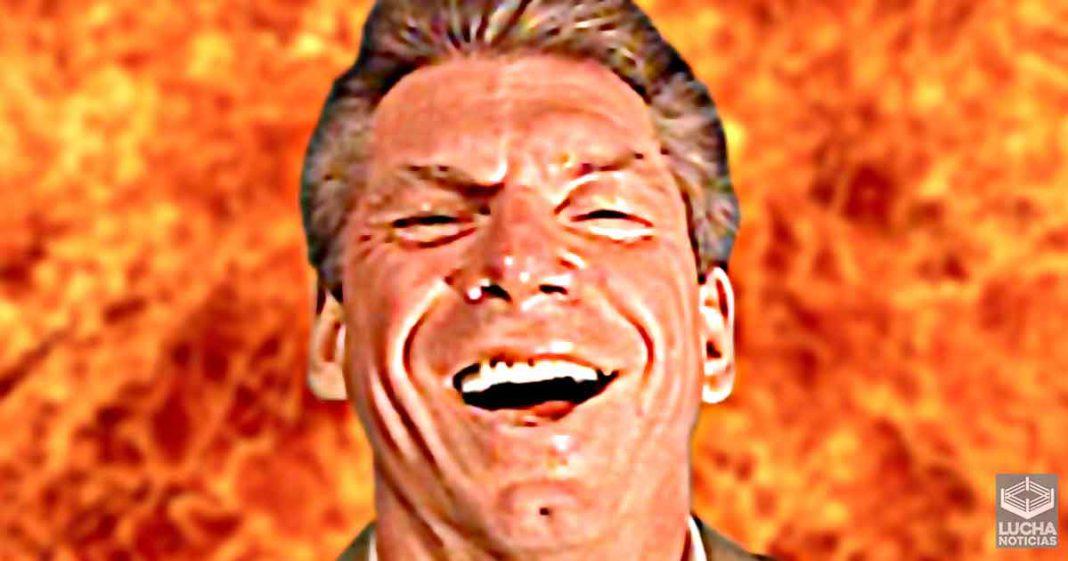 Vince McMahon contrademanda a comisionado de la XFL