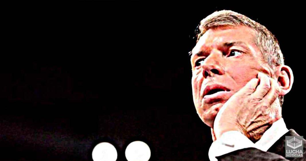 Vince McMahon estaba preocupado de que un campeón no llegara a WrestleMania