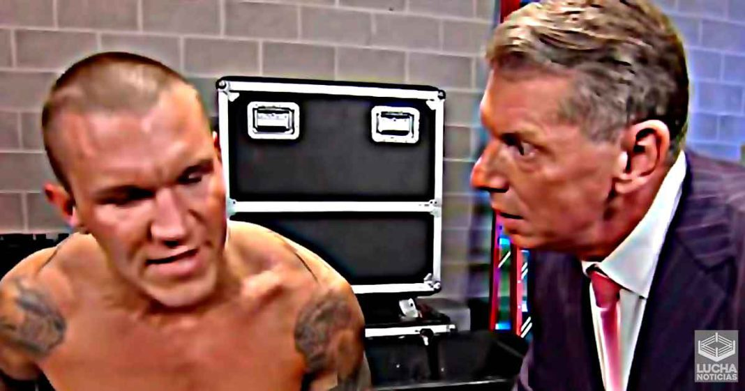 Vince McMahon no estaba interesado en firmar a Randy Orton