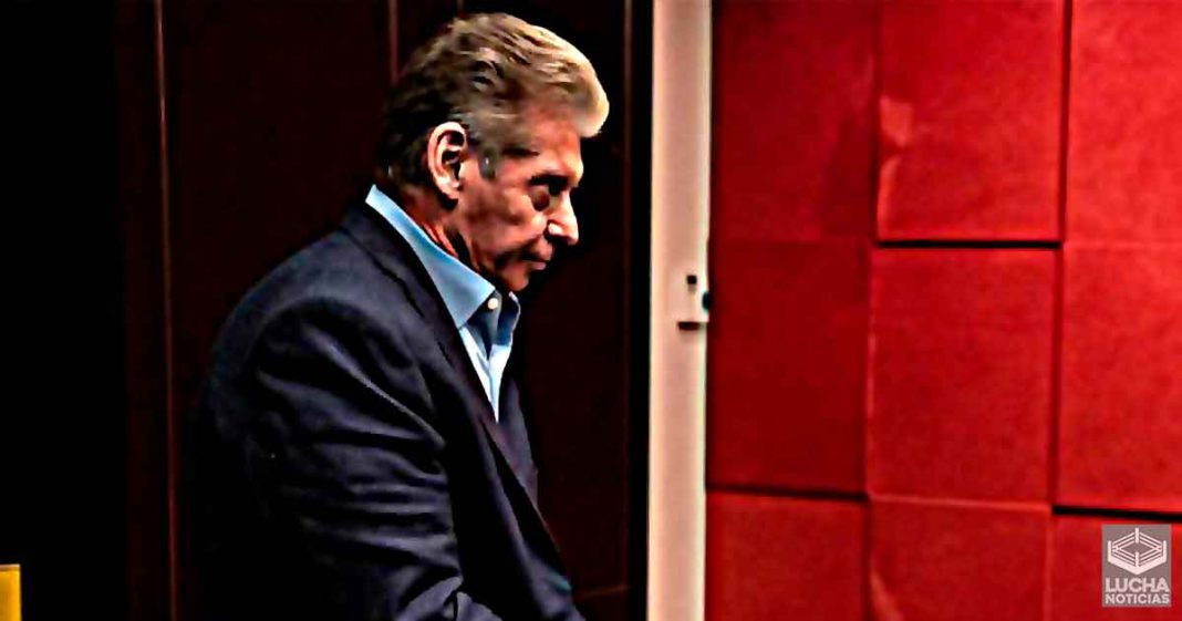 Vince McMahon ya no es bien visto en los vestidores de WWE