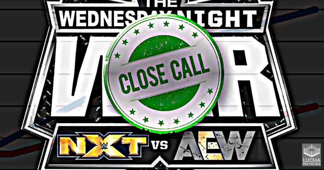 WWE NXT estuvo a punto de vencer a AEW Dynamite en rating