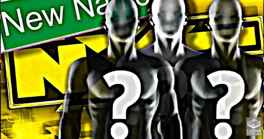 WWE NXT registra el nombre para posible nueva facción y más