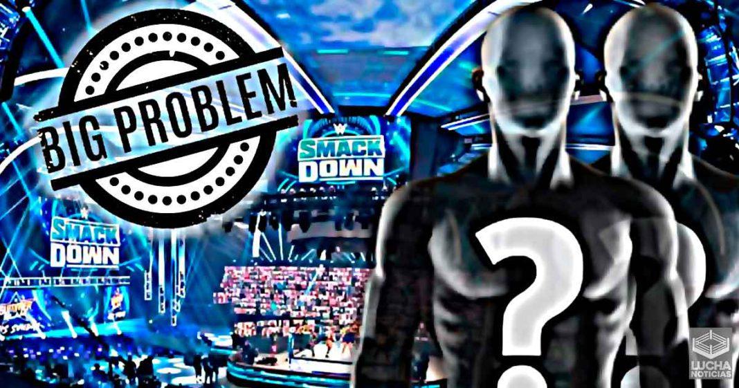Superestrellas de WWE molestas por qué la empresa controla la reacción de los fans en el ThunderDome