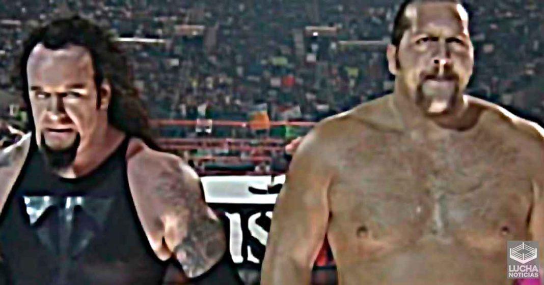 WWE castigo a Big Show por estar peligrosamente obeso