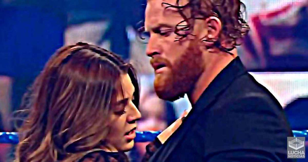 WWE está en busca de hacer más historias de amor