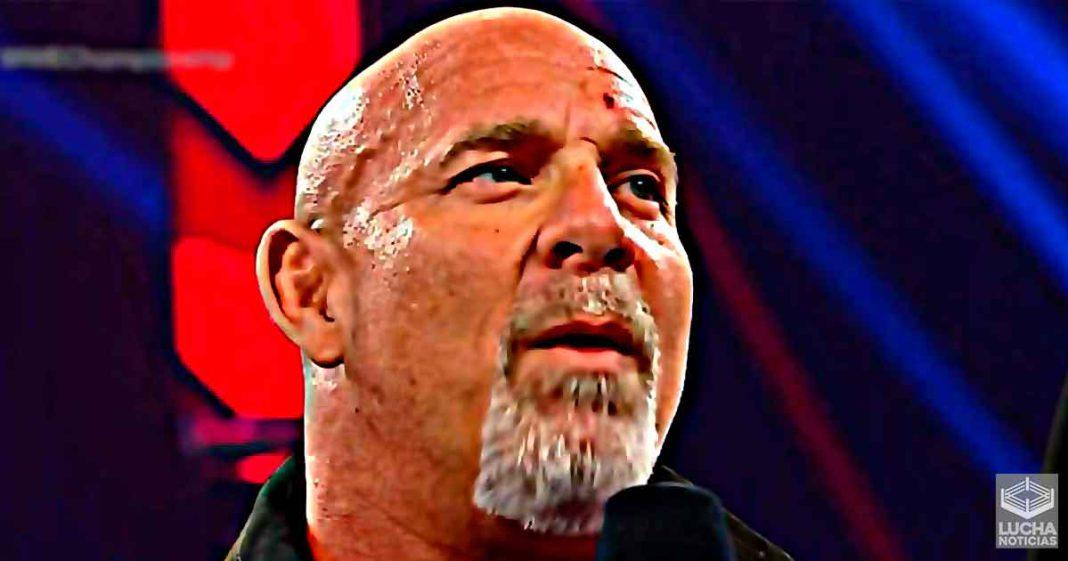 WWE experimenta grandes problemas con el regreso de Goldberg