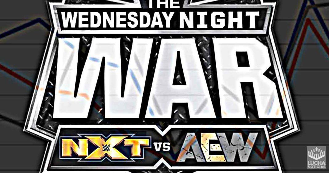 AEW Dynamite aplasta a WWE NXT a pesar de la llegada de Edge