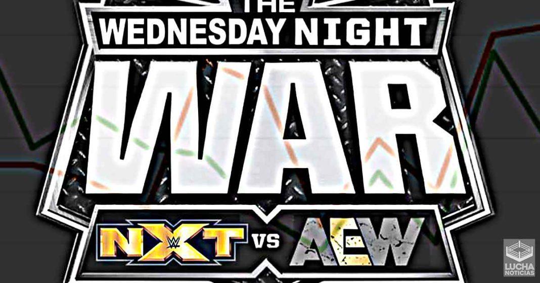 AEW Dynamite vence a WWE NXT en ratings - Ambos aumentan sus números