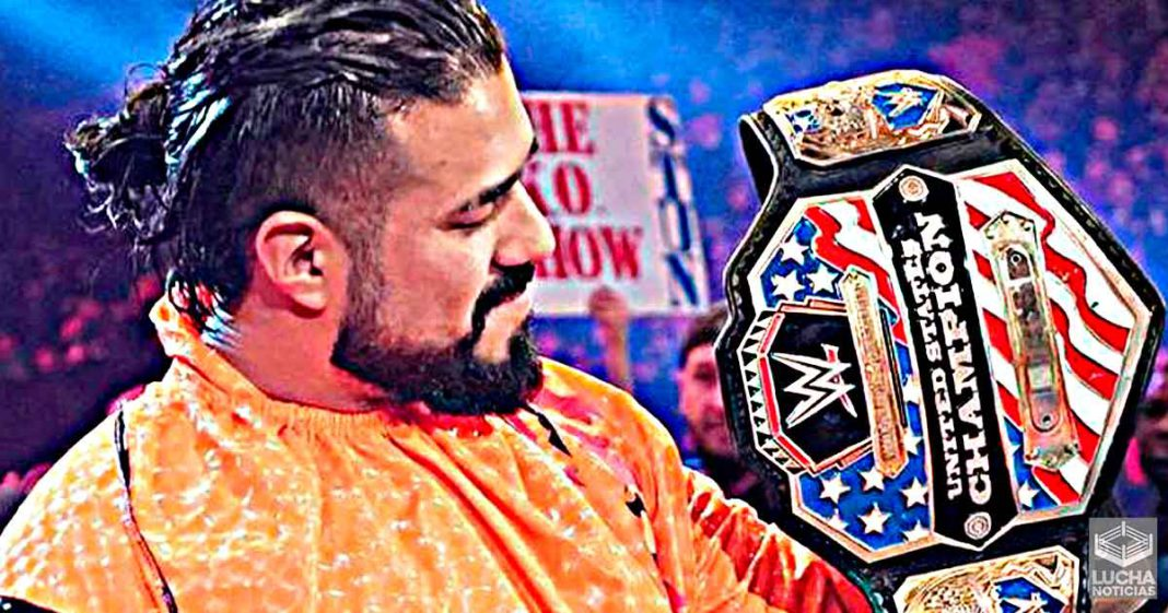 Andrade hints at his possible return to action in WWE