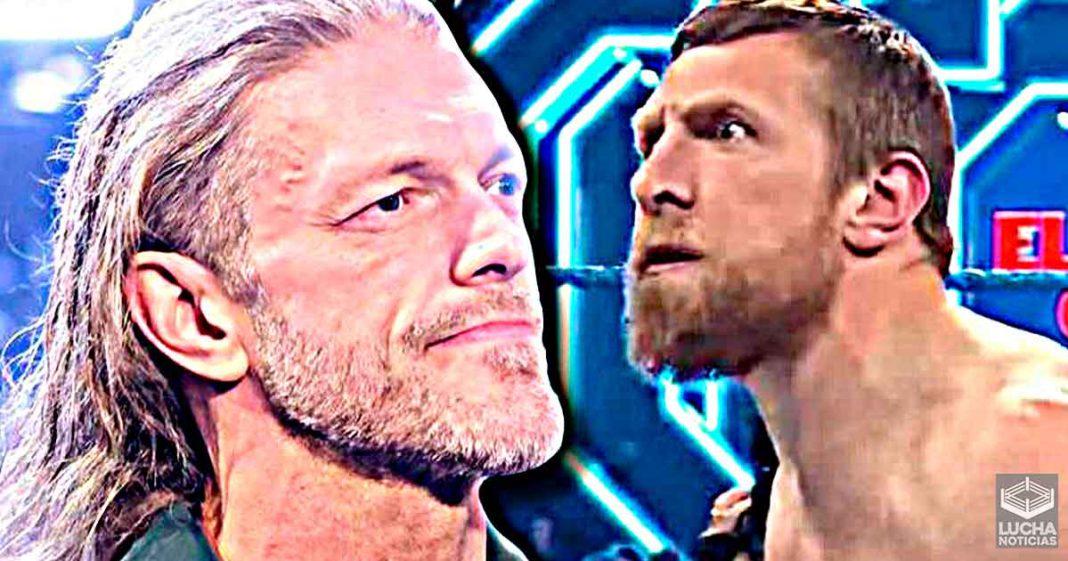 Daniel Bryan y Edge están apoyando cosas diferentes como parte del equipo creativo
