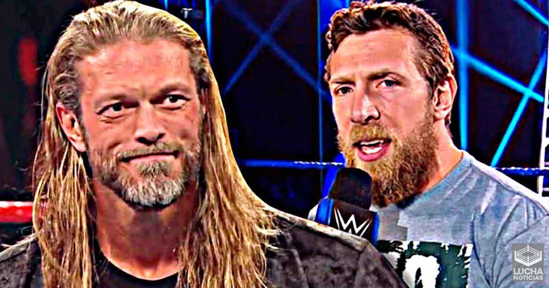 Edge quiere enfrentar a Daniel Bryan en un IronMan Match