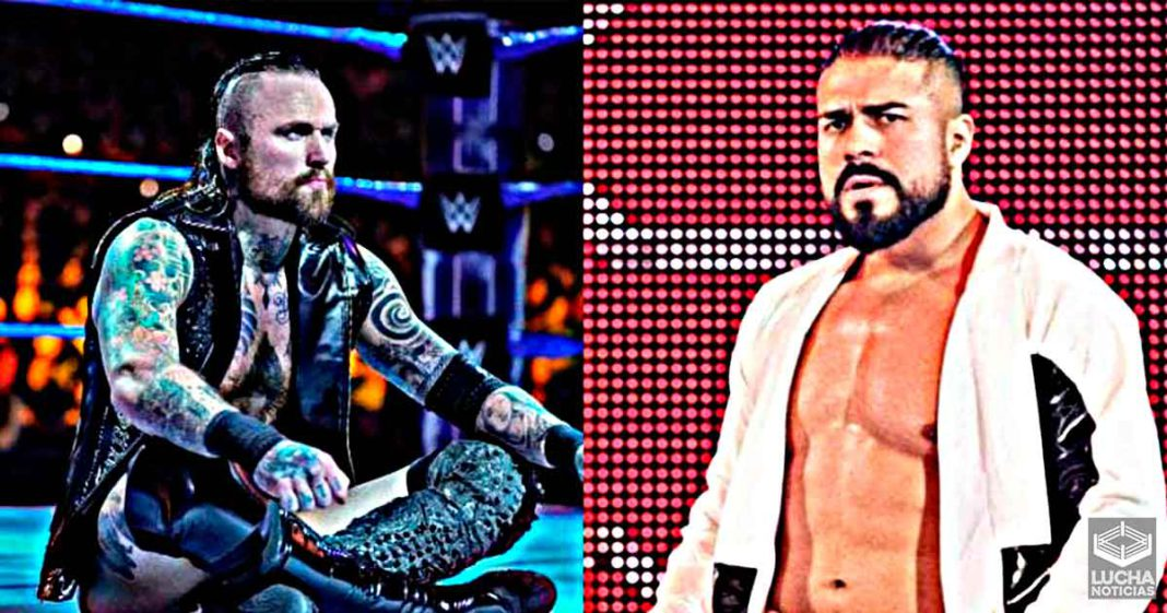 Aleister Black and Andrade's future in WWE does not look good