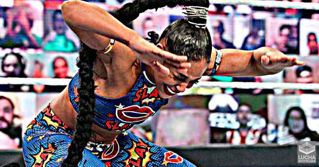 Fans ponen en duda la victoria de Bianca Belair en Royal Rumble