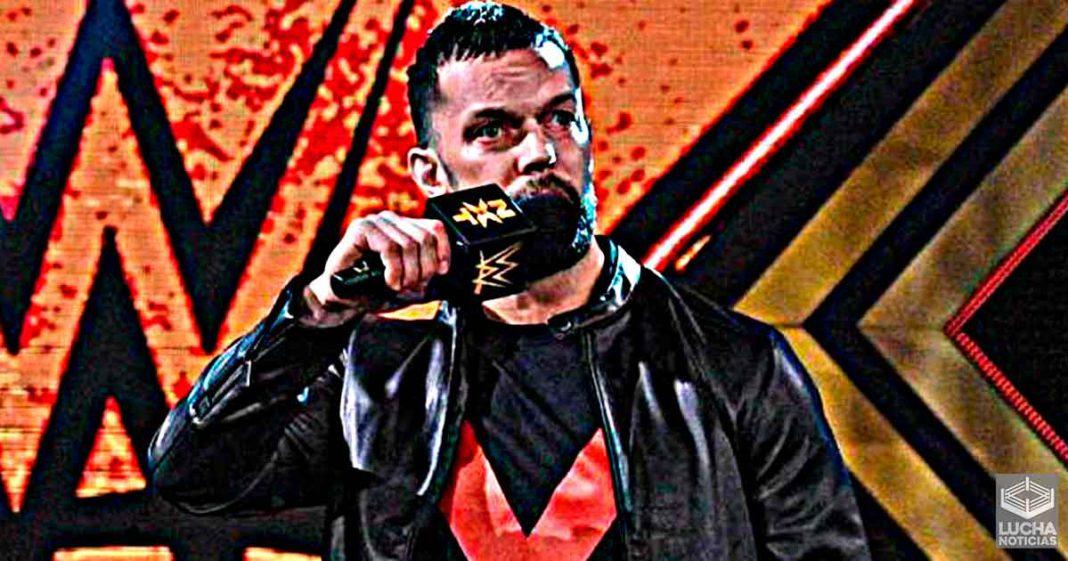 Finn Bálor se siente aún como un novato en la WWE