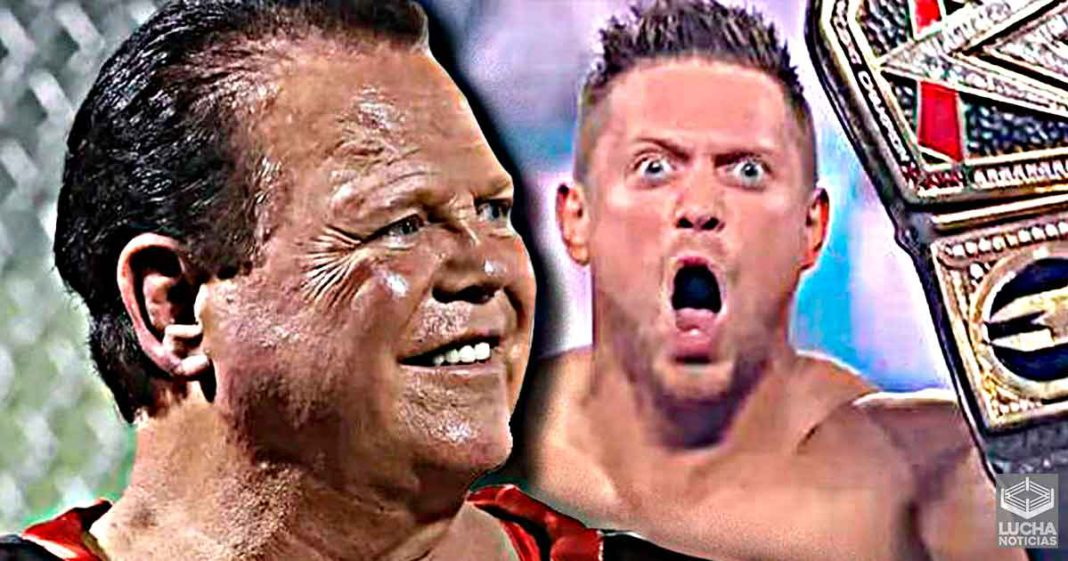 Jerry Lawler wants to fight Miz again for the WWE championship