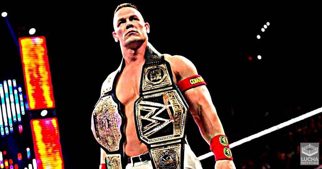 John Cena admite que estaba equivocado
