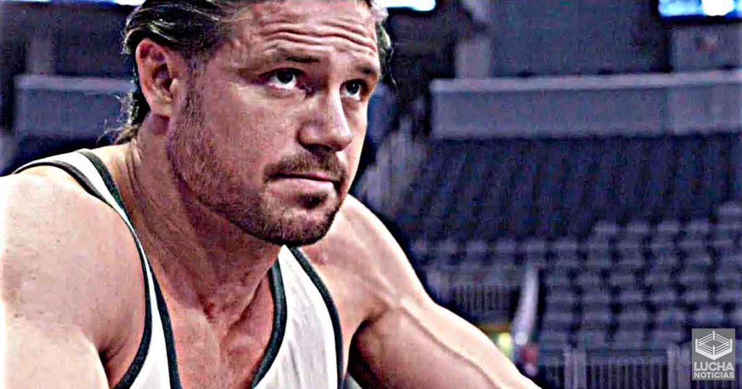 John Morrison se habría lesionado en WWE RAW