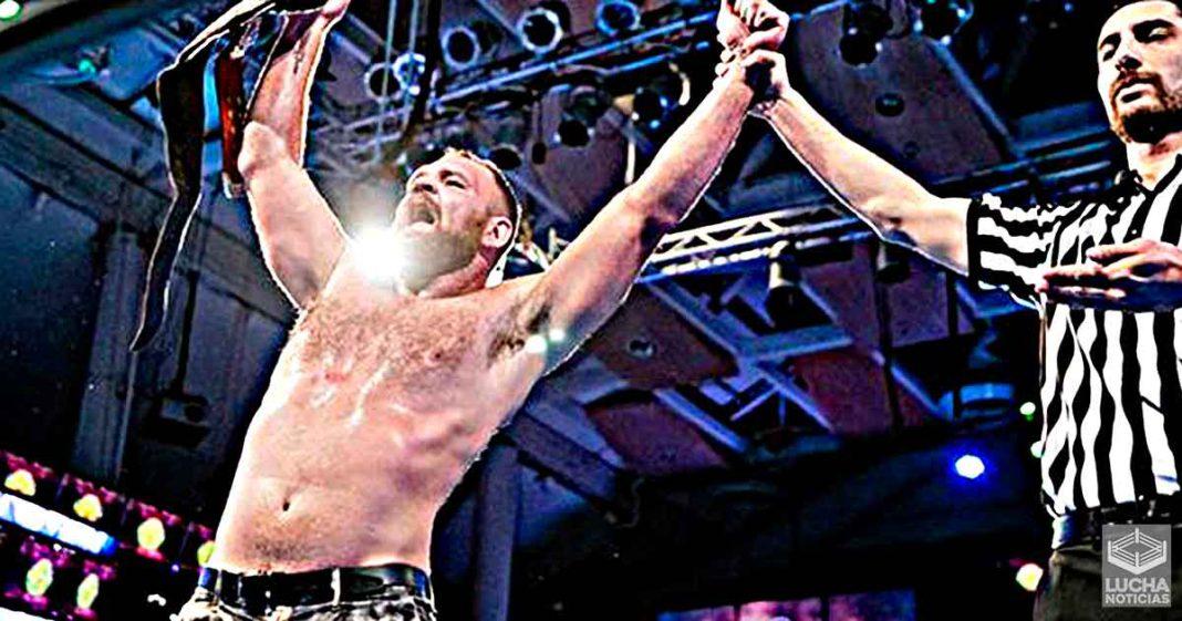 Jon Moxley retiene el campeonato IWGP de los Estados Unidos contra Kenta