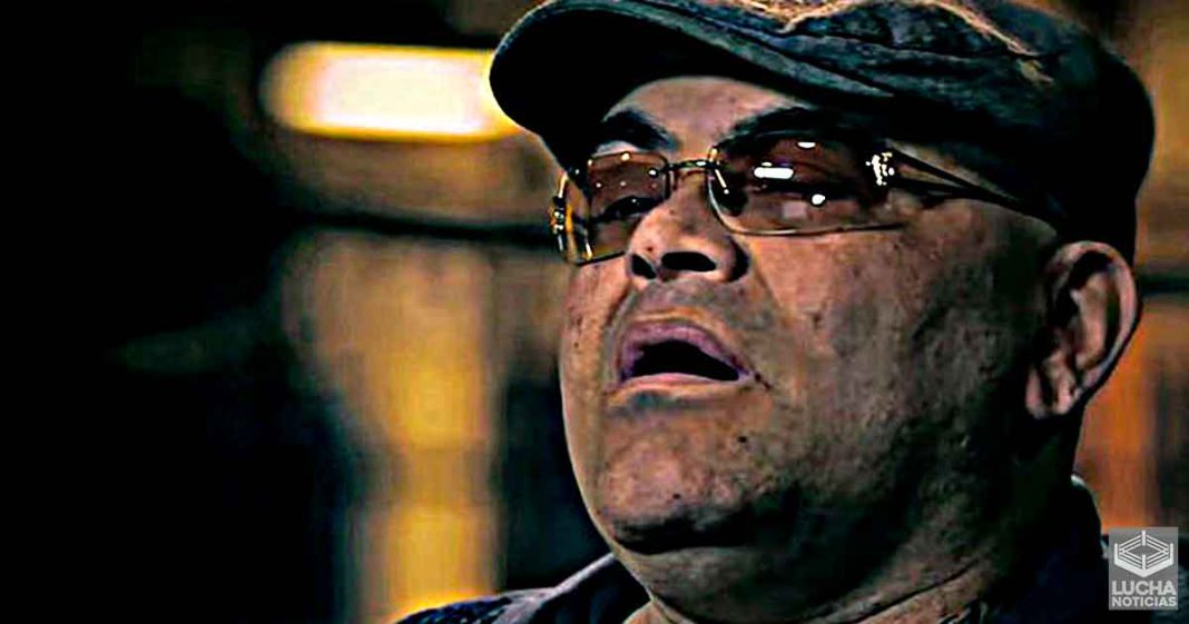 Konnan is hospitalized and apparently tests positive for COVID-19