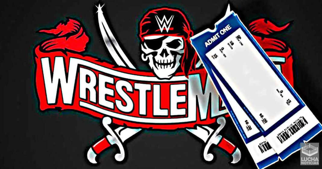 More details on how WWE will have fans live during WrestleMania 37