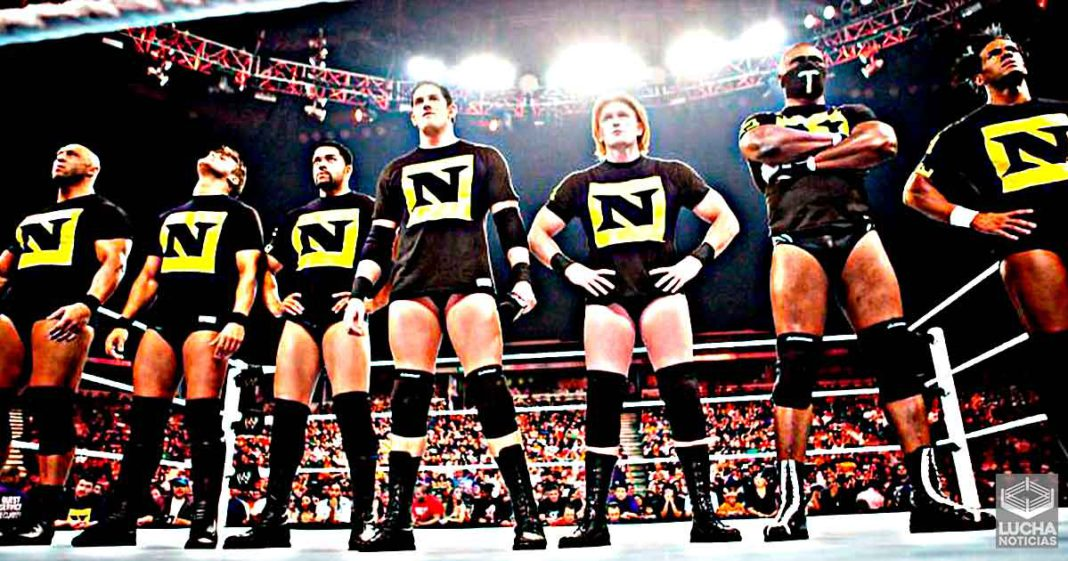 Nexus regresará a la WWE en WrestleMania 37