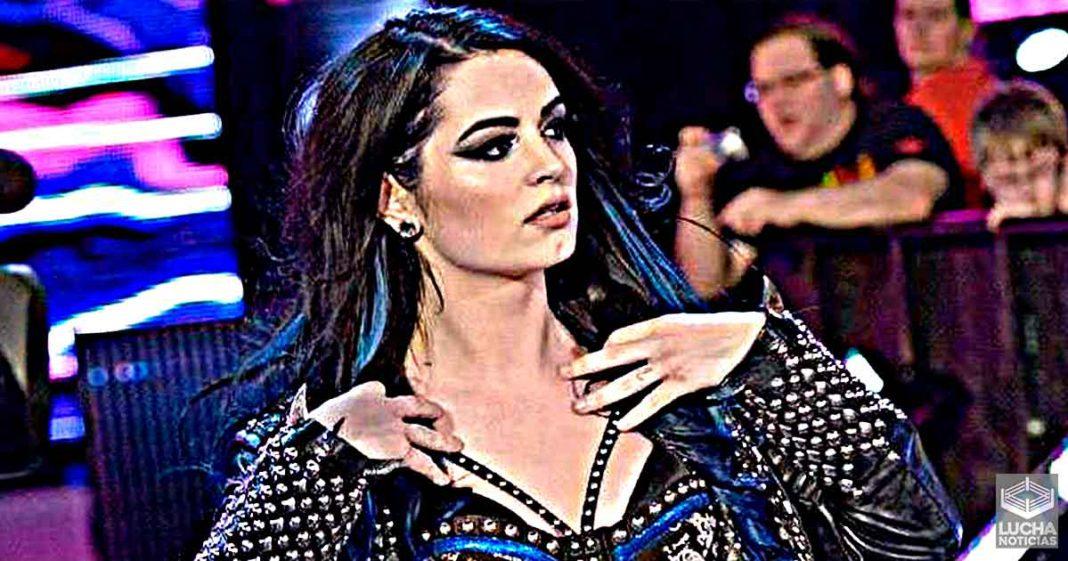 Paige todavia tiene esperanzas de poder luchar de nuevo en WWE