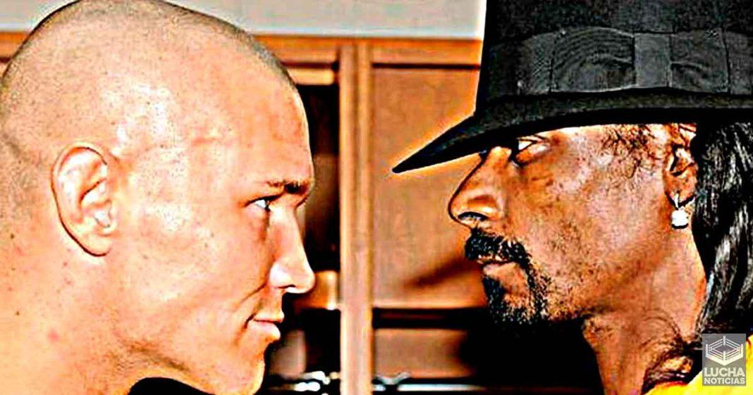 Randy Orton revela la verdad sobre la historia donde fumó marihuana con Snoop Dogg