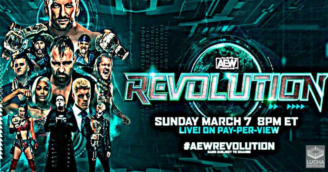 Reglas anunciadas para el Casino Tag Team Royale en el PPV AEW Revolution