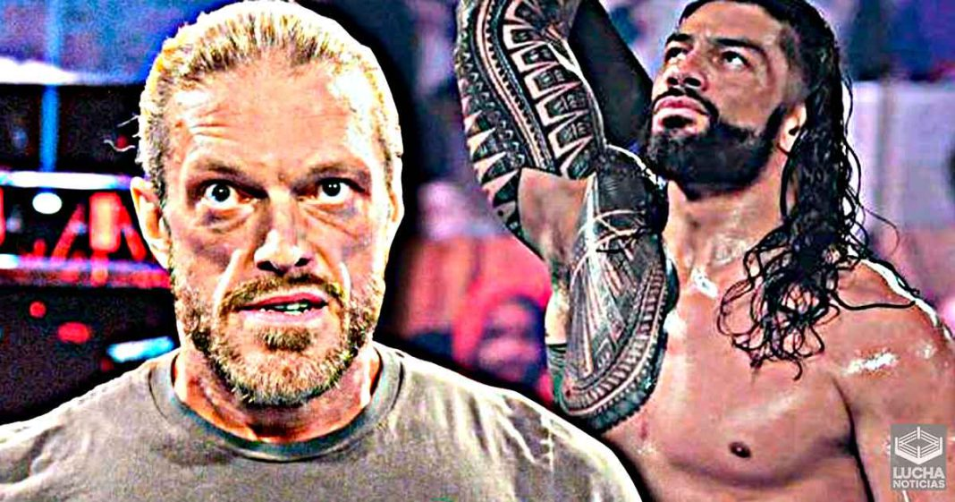 Roman Reigns sends strong message to Edge about WrestleMania 37