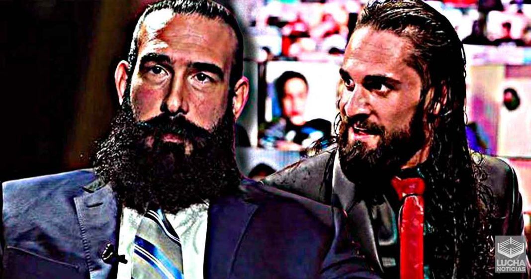 Seth Rollins says Brodie Lee was a hero to him as a father