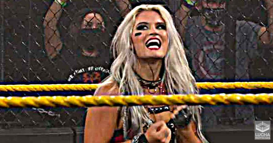 Toni Storm los verdaderos planes para su debut en WWE NXT