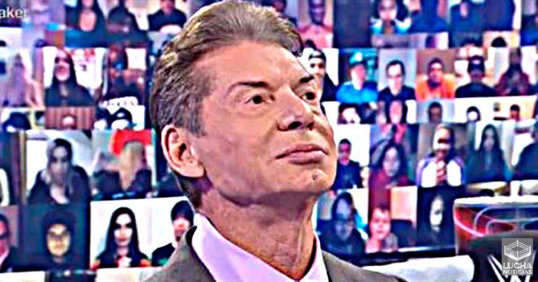 Vince McMahon si estuvo esta semana en el backstage de SmackDown